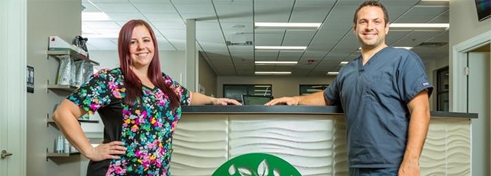 Chiropractor Plainfield IL Jeffrey Neumann and Shana